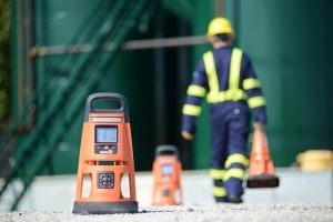 The Radius BZ1 can quickly be deployed across a plant during a shutdown or turnaround.