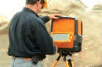 Operate the Niton FXL virtually anywhere on-site.