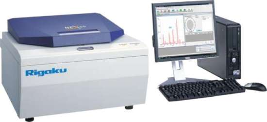 The Rigaku NEX CG EDXRF Analyzer