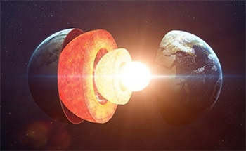Inner structure of the Earth can be revealed by mathematics