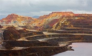 New Detection Method for Copper Mining