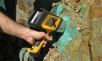 Nickel Laterite Mineralization Explored by Portable XRF