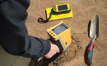 Rapid Characterization of Soils, Rocks, and Ores with Handheld XRF