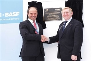 BASF Opens Global Mining R&D Centre in Perth, Australia - An Interview with BASF