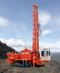 D50KS Rotary rigs from Sandvik Mining and Construction