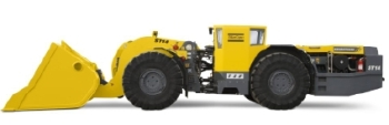 Scooptram ST14 Underground Loader for Mining by Atlas Copco