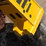 Light Duty Pedestal Boom from Atlas Copco – RB650 LD