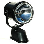 Remote Control Spotlight / Flood Light from Larson Electronics Magnalight