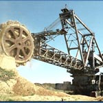 Bucket Wheel Excavators from Novokramatorsky Mashinostroitelny Zavod