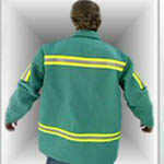 731X-33 FR7A Welding Coat from Silver Needle Inc