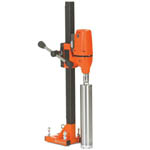 DMS160A  Husqvarna  Core Drill Rig c/w 110V Motor from Red Band