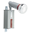 Compact floodlight from Eye Lighting Australia Pty Ltd