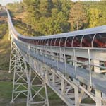 Overland Conveyors from P&H Mining Equipment Inc