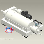 Screenbowl Centrifuges from Decanter Machine, Inc.