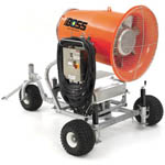 DB-60 Dust control from DustBoss