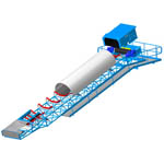 HC-Series Standard Belt Conveyors from Sandvik Mining and Construction