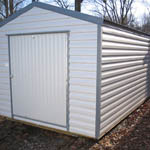 Aluminum Portable Buildings from G.P.B, Inc.