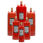 Industrial Fire Suppression System from ANSUL