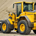 L60F Wheel loaders from Volvo