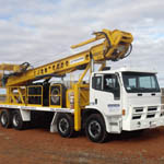 DR800 Mk2  McCulloch Air Core Drilling Rigs from Macquarie Drilling Pty Ltd