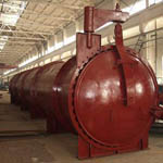 Autoclave reactor boiler from Henan Hongji Mining Machinery Co. Ltd.