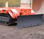 LZ100L Reef dozer from Sandvik Mining and Construction