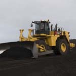 CAT Wheel Dozers from Patten Industries, Inc