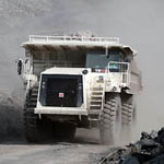 TR100 Mining Truck from Terex Corporation