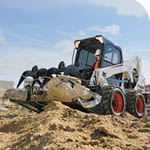 S650 Skid Steer loaders from Bobcat