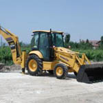 WB93R-5 Backhoe Loaders from Komatsu Europe International
