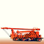 CP20 Precision Cable Tool Drilling Rig from LMP PRECISION ENGINEERING CO.PVT.LTD.