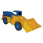 RDH 100D UNDERGROUND LOADERS from RDH Mining Equipment
