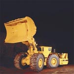 R2900G XTRA Underground Mining Loader from Cashman Equipment
