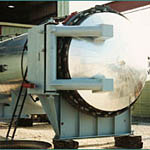 Autoclave from Advanced Precision Fabricators, Inc.