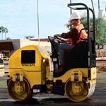 DD14S Compactors from Volvo