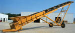 Radial Stacking Conveyors from Screen Machine Industries, Inc.