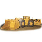 R1700G Underground Mining Loader from Finning International Inc.