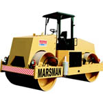 Compactor from Marsman India Ltd.