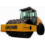 Soil Compactor from Sinoway Industrial