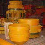 Cone Crushers from Dove equipment & machinery co., ltd