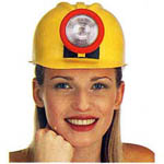Miners Hard Hat from Viper Safety