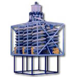 Coal Spirals Concentrators from Krebs