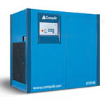 DH Series Oil-free Rotary Screw Compressors from Gardner Denver Ltd