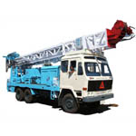 CDR 1500 Drilling Rig from KLR Group of Industries