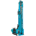 GT3000 Drilling Rig from Globe Drill