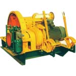 JTB-0.8×0.6W Mine Hoist from Jiaozuo City Qian Niu Mining Equipment Co., Ltd.