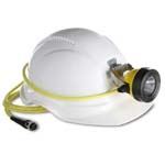 Hl-100 1w Led Helmet Lamp from Mica Elektro