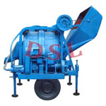 Construction and Mining Machine-Concrete Mixer from Fuzhou Dig Sword Land Machine Co.,Ltd.