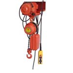 DHK High Speed Circumchain Electric Hoist from Zhejiang Feiniao Crane Mechanical Co.,Ltd.