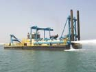 Shark Class Cutter Suction Dredge from Dredging Supply Company, Inc.